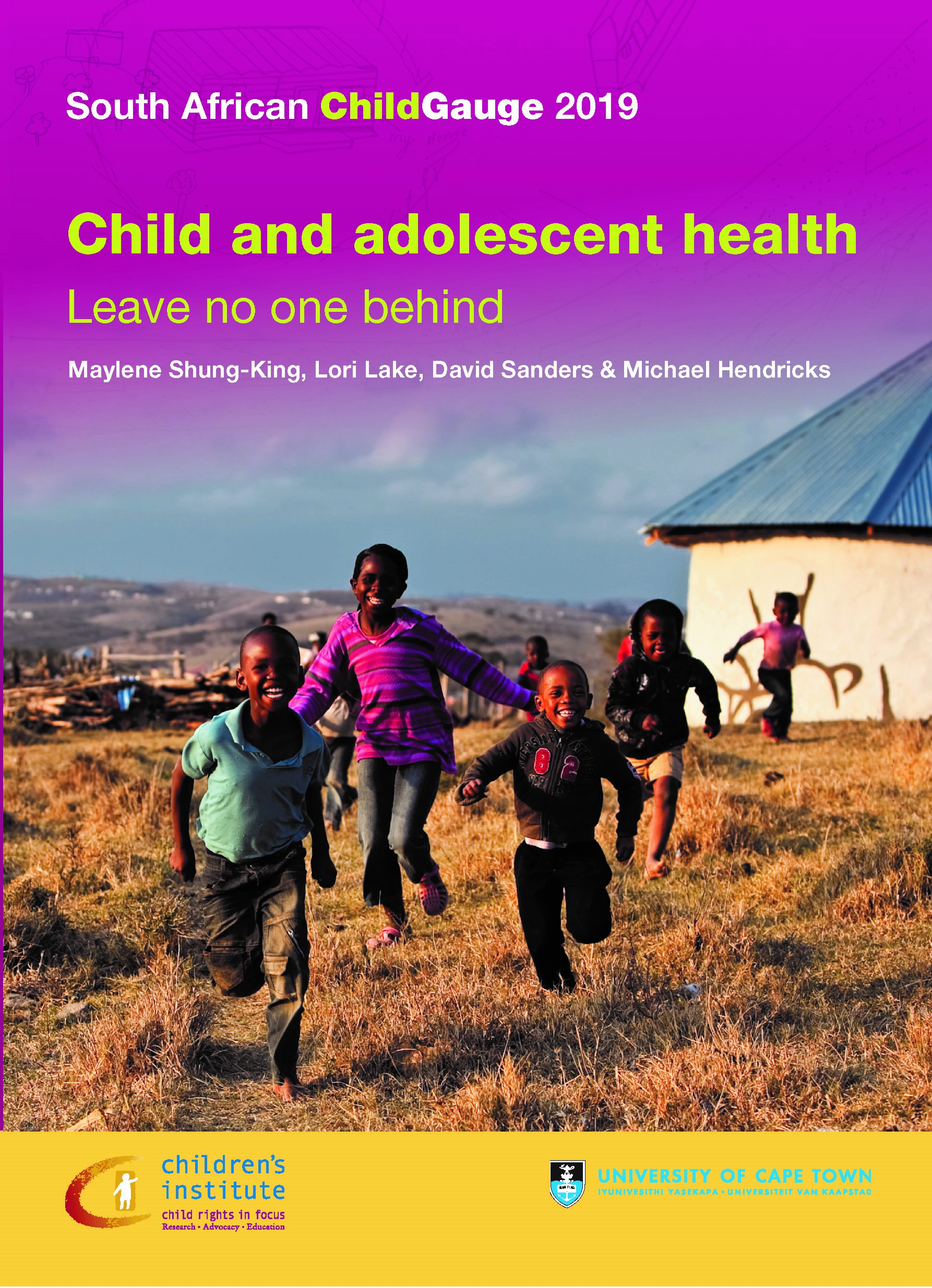 Cover of Child Gauge 2019