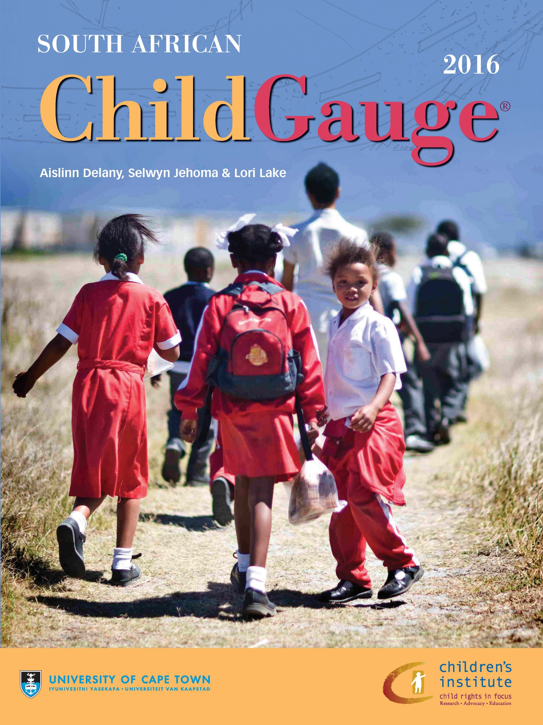 Book ChildGauge 2016 cover